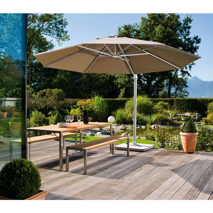 190 besten Weishäupl Sonnenschirme Bilder auf Pinterest Terrasse - sonnenschirm balkon terrasse