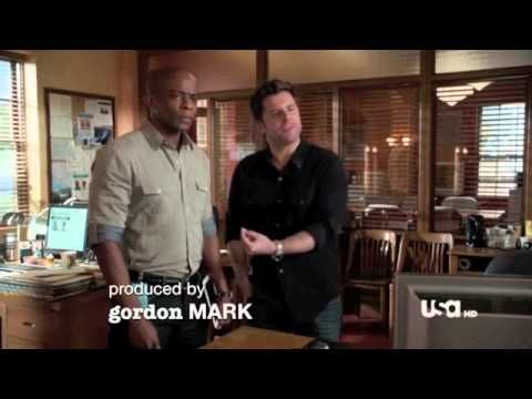 Psych The Many Names of Burton Guster supercut - YouTube