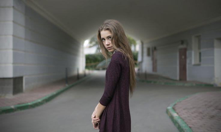 People 2048x1228 women Xenia Kokoreva portrait skinny