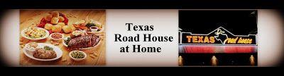 Texas Roadhouse Restaurant Copycat Recipes: homemade salad dressings (ranch, blue cheese, thousand island, Italian)
