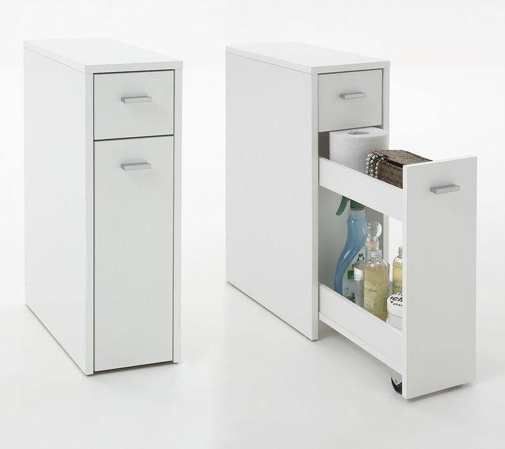 Denia genius slimline bathroom kitchen slide out for 800 kitchen drawer unit