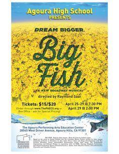 AHS Theater - Big Fish Musical : School - school - Agoura High School