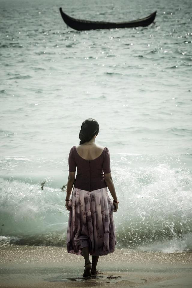 """""""Mariyan"""" tamil movie. Parvathi Menon"""