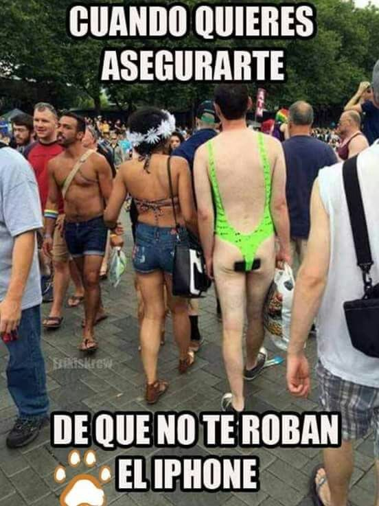 HABER QUIEN ES EL GUAPO QUE SE LO GUINDA !!!