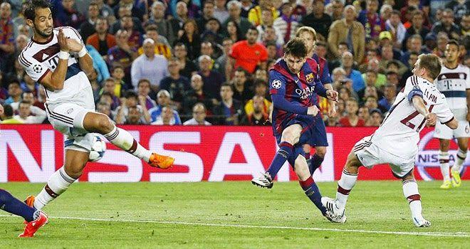 bong da: Năm điểm nhấn sau trận thắng của Barca