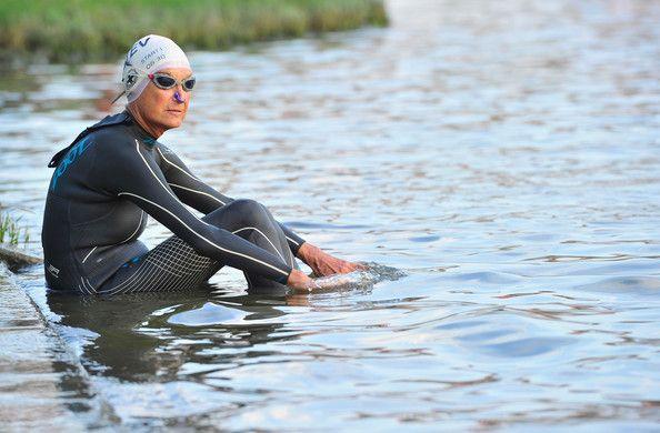 Madonna Buder Photos - Challenge Triathlon: Roth - Zimbio