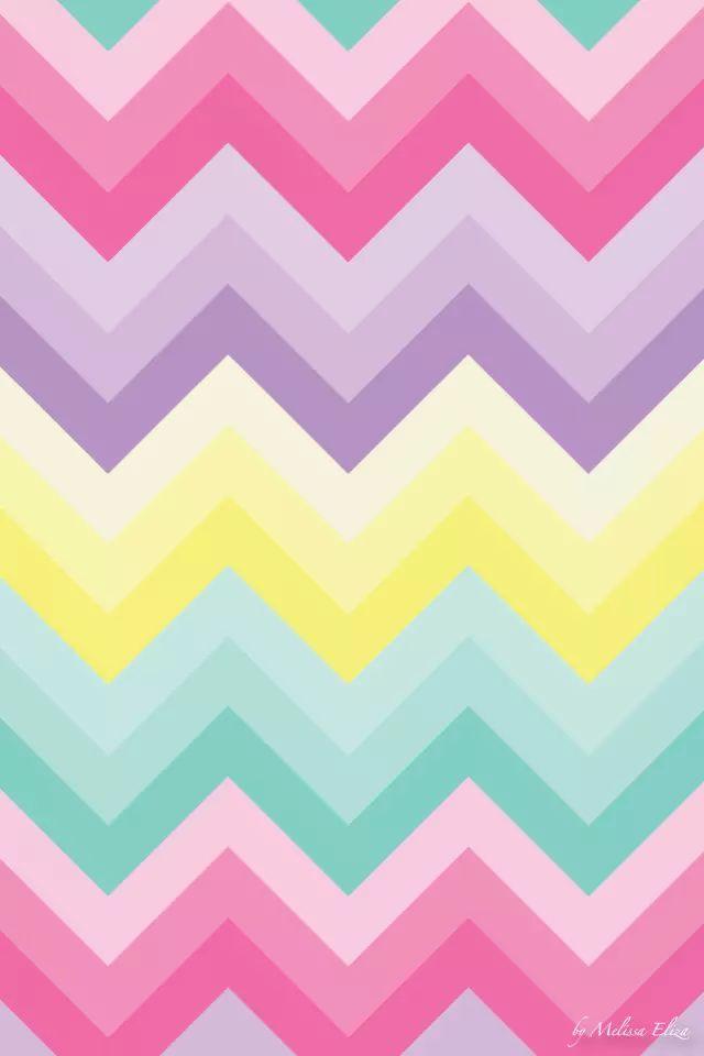 turquoise zigzag wallpapers pinterest - photo #18