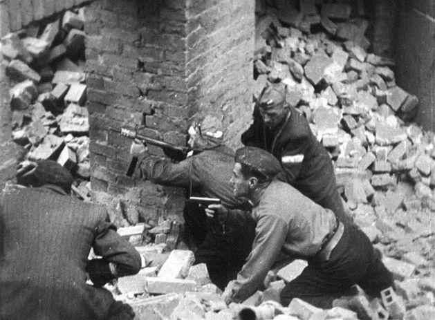 68. rocznica wybuchu Powstania Warszawskiego