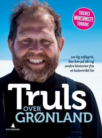 Truls over Grønland: 120 kg sofagris, 600 km på ski og andre