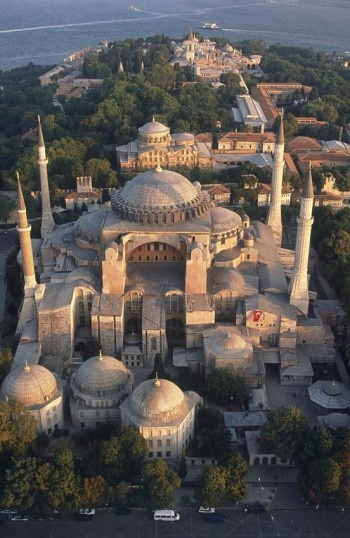 Saint Sophie - Ayasofya İstanbul  Turkey