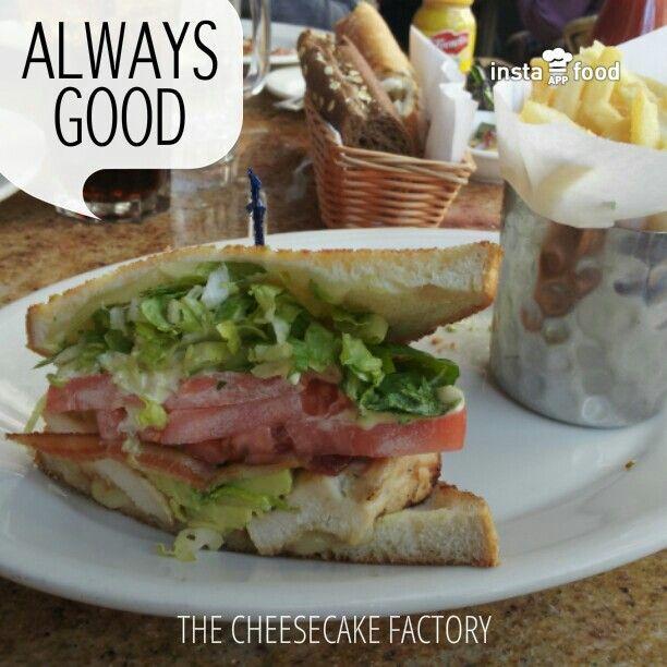 Yum yum :) Cheesecake Factory Miami