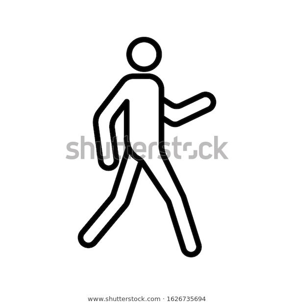 find walk vector icon walk icon vector stock images in hd and millions of other royalty free stock photos in 2020 vector icons illustration vector icons stock vector pinterest