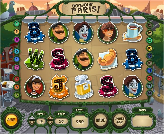 Bonjour Paris Room - La Riviera