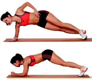 Reduce barriga y cintura: Abdominales hipopresivos | Recetas para adelgazar