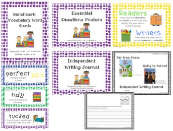 leapreader writing and math bundle purple roses