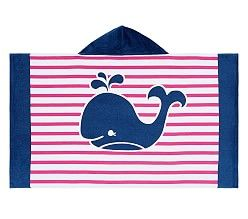 Large Beach Towels & Cute Beach Towels | Pottery Barn Kids