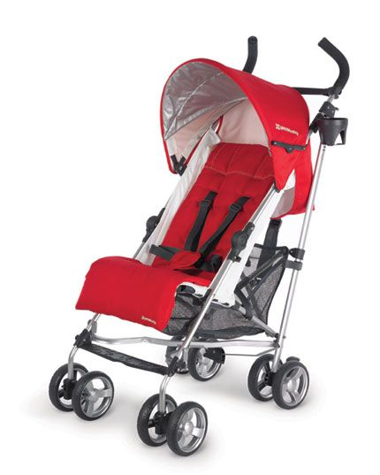 We recently turned in our full sized stroller (after carrying baby everywhere because it was such a pain) for one of these. Couldn't love it more!!!! G-LUXE Stroller
