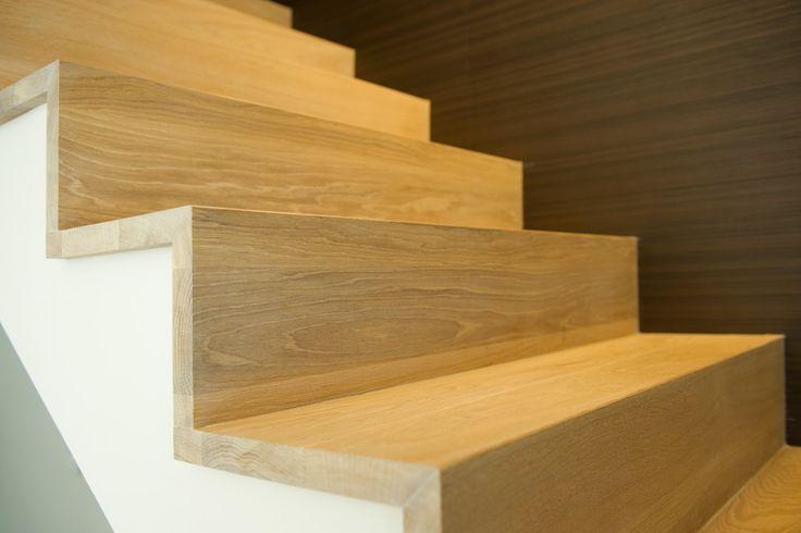 17 beste idee n over moderne trap op pinterest trappenhuis ontwerp drijvende trap en trap - Ontwerp trap trap ...