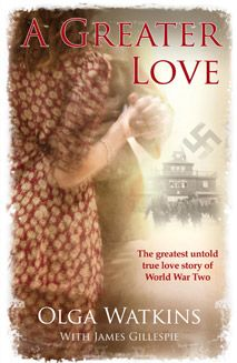 """When the Gestapo seize 20-year-old Olga Czepf's fiancé she is determined to find him and sets off on an extraordinary 2,000-mile search across Nazi-occupied Europe risking betrayal, arrest and death.  As the Second World War heads towards its bloody climax, she refuses to give up – even when her mission leads her to the gates of Dachau and Buchenwald concentration camps...  """"A remarkable true story"""""""