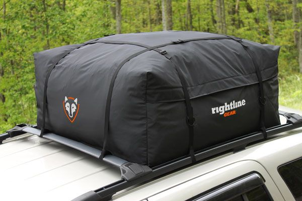 PackRight Edge Car Top Carrier - Best Price on Pack Right Roof Top Cargo Bags by Rightline Gear