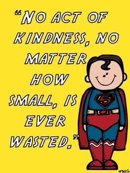 SUPERHERO SAYINGS - TeachersPayTeachers.com