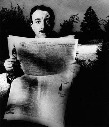 Peter Sellers - photo Bill Brandt - 1963