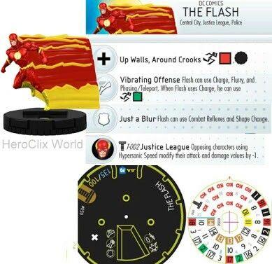 Flash team base fig