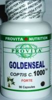 GOLDENSEAL Coptis C. Forte 1000 90 cps