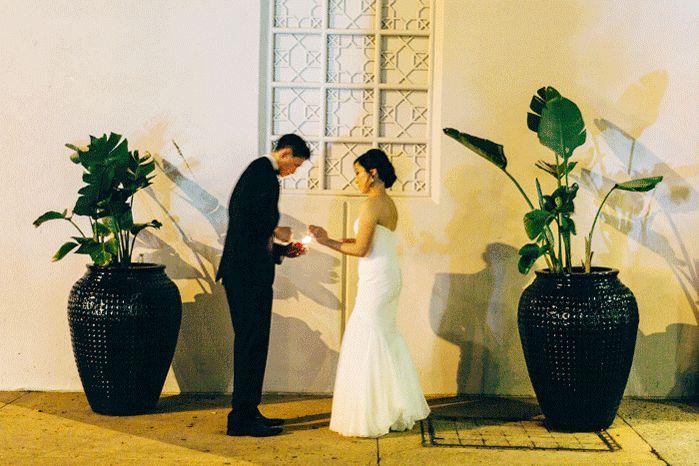 Stewart Leishman Wedding Sparklers