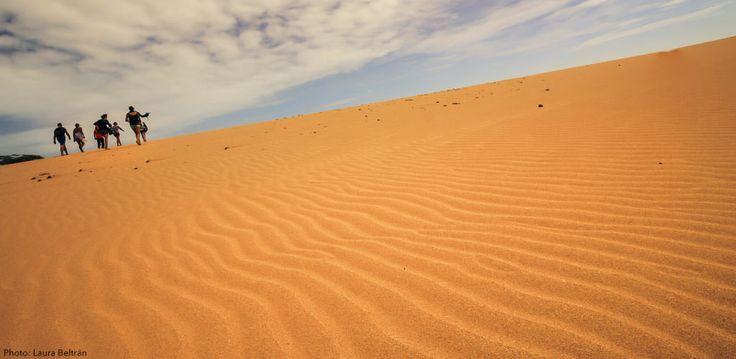 Viaje al desierto de  la Alta Guajira - La Macuira - Cabo de la Vela. http://www.awakeadventures.com/expedicion/alta-guajira-la-macuira
