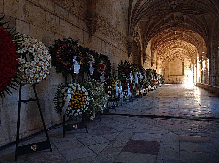 Cerimónia Oficial do funeral Presidente Mário Soares, Portugal.