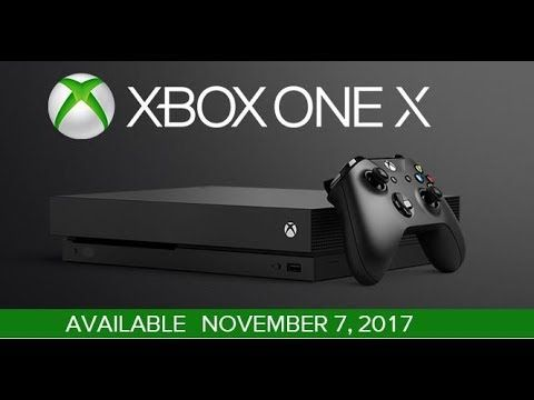 Xbox One X Pre Orders - MS Must Start Collecting Pre orders Now