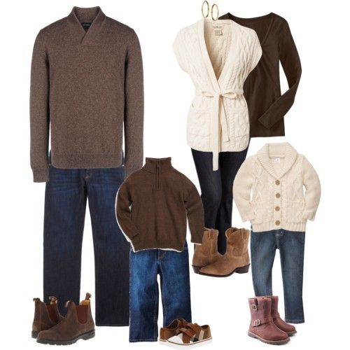 2013 Fall Family Portrait Outfit Ideas from Lanari Photography, Appleton, WI