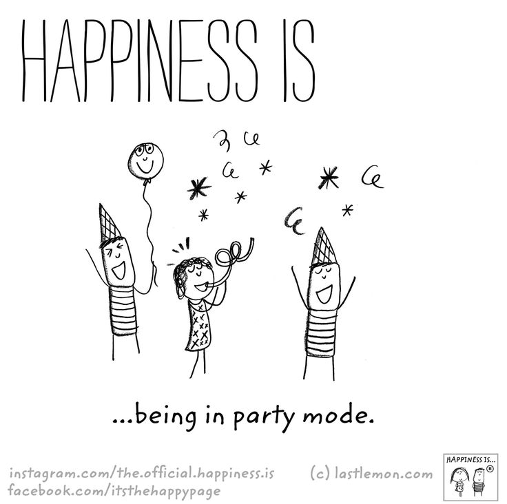 ...being in party mode