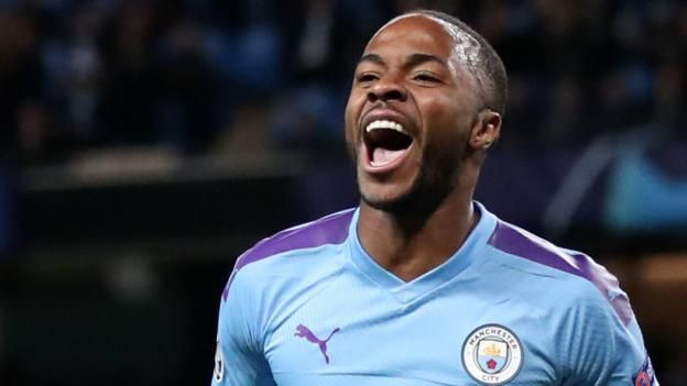 Manchester City 2 0 Dinamo Zagreb Raheem Sterling Phil Foden Score Manchester City Man Of The Match Champions League Goals