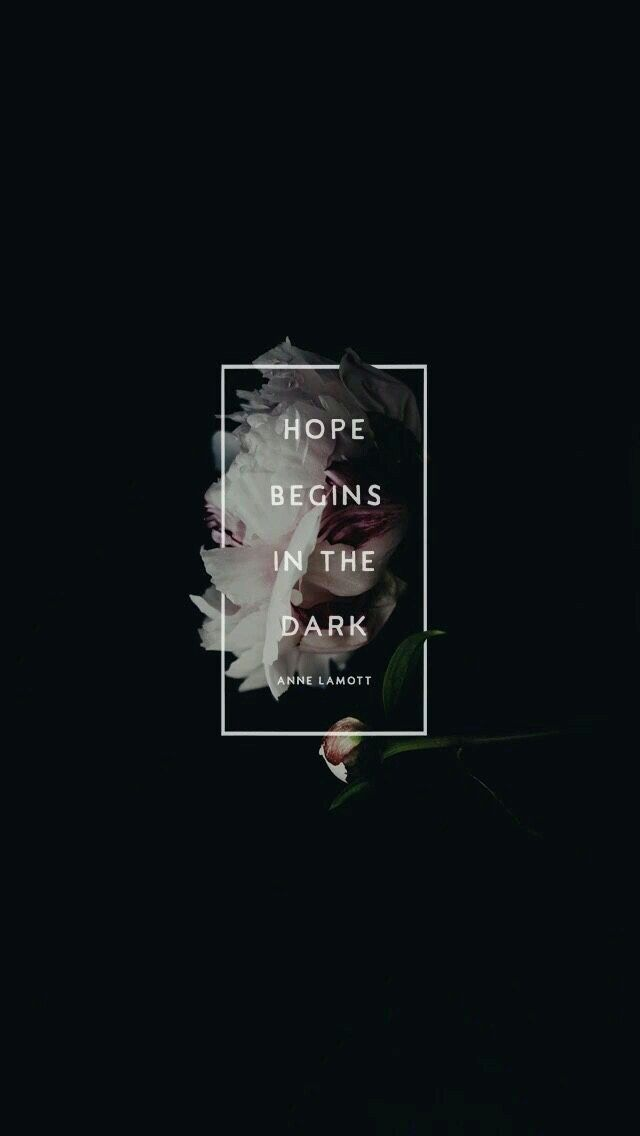 Hope Begins In The Dark Wallpaper Quotes Christian Wallpaper