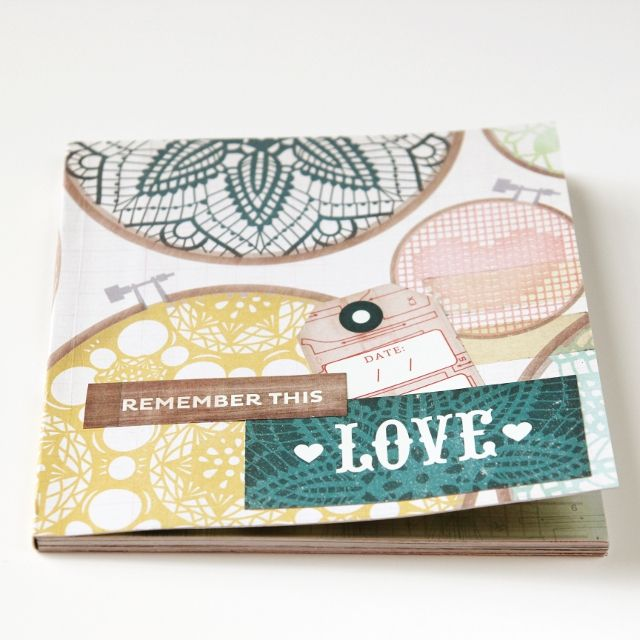 DIY: How to make the perfect Notebook - glue bind edging.