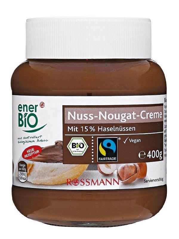enerBio Mogyoró - Nugát krém - 400 g a Rossmann Webáruházban