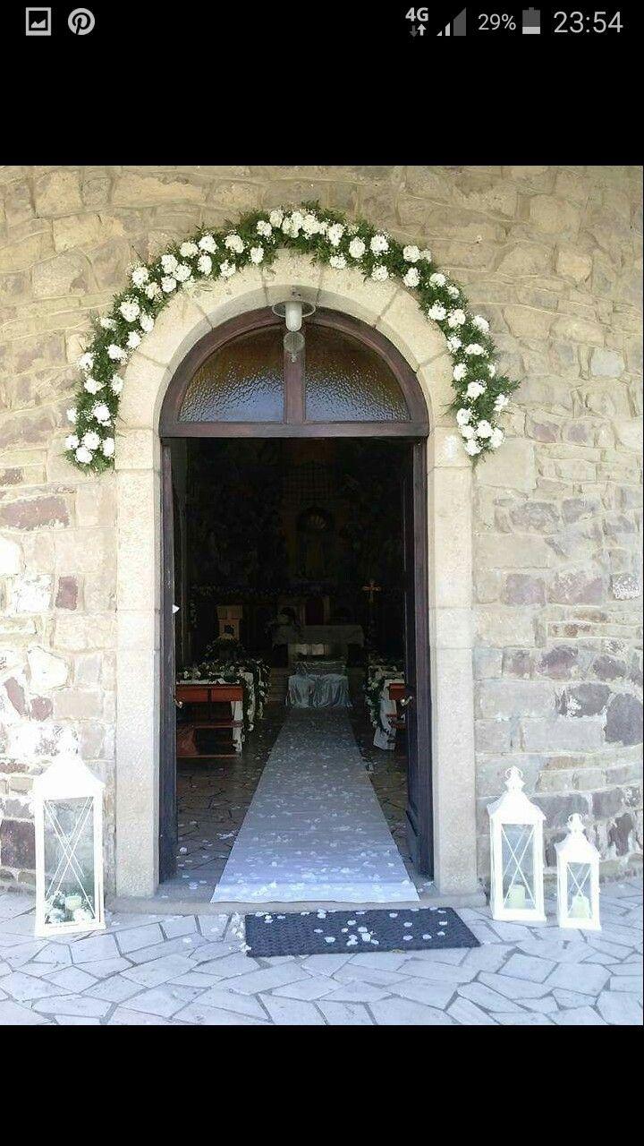 Arco floreale