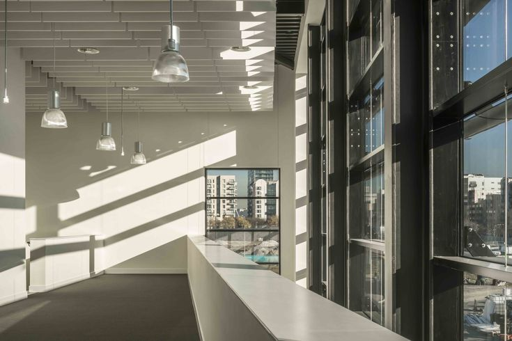 Gallery of Greenwich Peninsula Low Carbon Energy Centre / C.F. Møller Architects - 16
