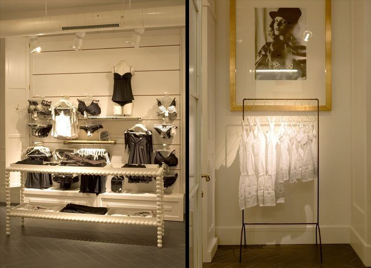 I have been collecting lots of photos of ideas for Lingerie stores and thought I should share them with you all.
