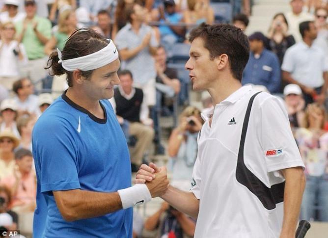 Tim Henman: ´Roger Federer the Best Player I Ever Met´