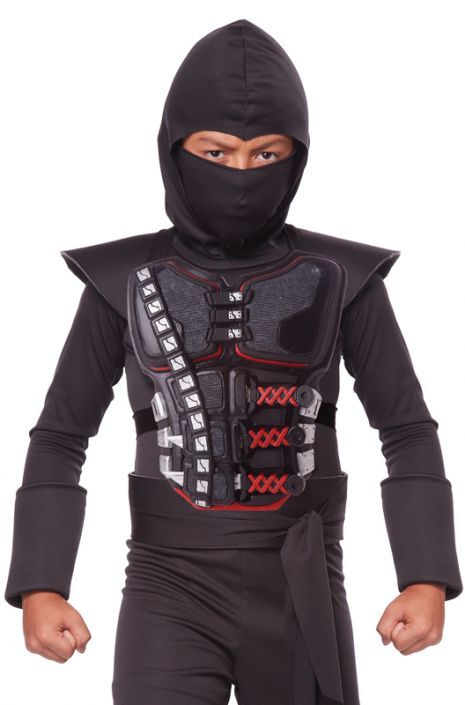Stealth Ninja Battle Armor Accessory Kit
