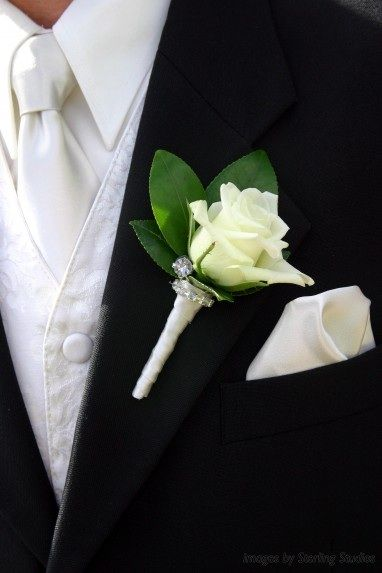 Buttonhole (without the bling)
