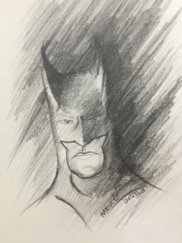 eskizlerim: Batman