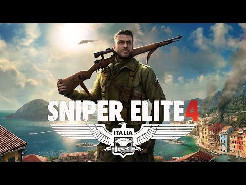 Sniper Elite 4 PC Game Free Download - PC Games Lab