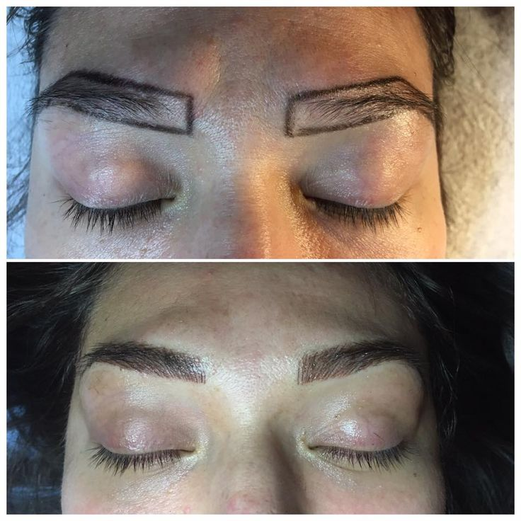 """Have you begun your """"new year, new me"""" journey for 2017? Change your entire look and shave time off getting ready everyday with our Microblading Brow Perfection procedure! Our Semi-Permanent Makeup procedure is a two part treatment which means your first touch up enhancement is completely """"FREE"""". Be sure get to jump on our scheduled before our February price increase and receive your """"FREE"""" touch up.#microblading #micropigmentation"""