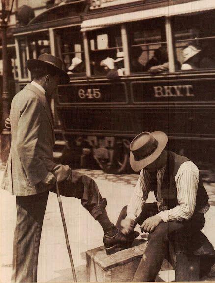 Cipőtisztító 1912 (Budapest)