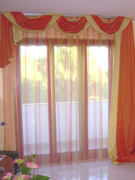 Tende per interni tende da sole tende per ufficio - Idee tende per interni ...