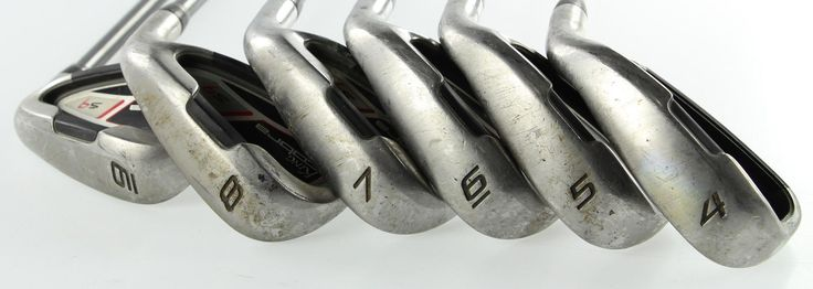Unisex KING COBRA Iron Right Handed Golf Clubs Set 4-9